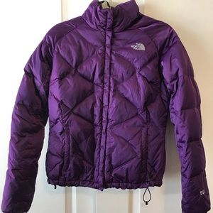 Practically new North Face puffer!